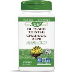 Nature's Way Blessed Thistle, 390mg
