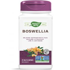 Nature's Way Boswellia Standardized, 60 Tablets
