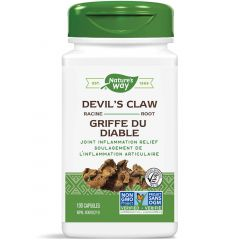 Nature's Way Devil's Claw Secondary Root, 100 Capsules