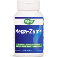 Nature's Way Mega-Zyme (Formerly Enzymatic Therapy)