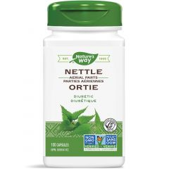 Nature's Way Nettle, 100 Vegetable Capsules