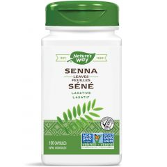 Nature's Way Senna Leaves, 100 Vcaps