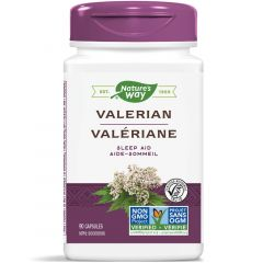 Nature's Way Valerian Standardized Extract, 90 Capsules