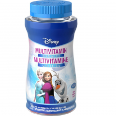 Disney Multivitamin Gummies (Dairy & Gluten Free, No Artificial Flavours or Colours), 180 Gummies