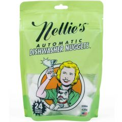 Nellie's All Natural Automatic Dishwasher Nuggets, 24 Nuggets