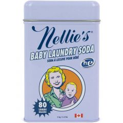 Nellie's Baby Laundry Soda (For HE Washing Machines)