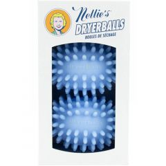 Nellie's Dryer Balls, 2 Pack (Not compatible with Fragrance Sticks)