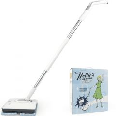 Nellie's WOW Mop (Cordless, lightweight, and rechargeable)