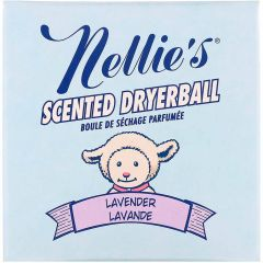 Nellie's Scented Wool Dryerball (Reduce Wrinkles, Speed Up Drying Time)