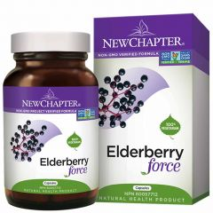 New Chapter Elderberry Force, 30 Capsules