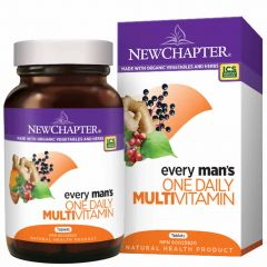 New Chapter Every Man's One Daily Multivitamin