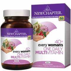 New Chapter Every Woman's One Daily 40+ Multivitamin