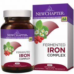 New Chapter Fermented Iron Complex