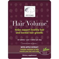 New Nordic Hair Volume, 30 Tablets