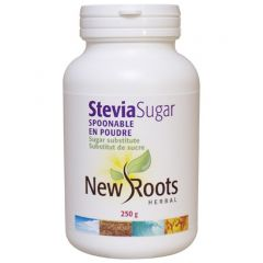 New Roots Stevia Sugar Spoonable