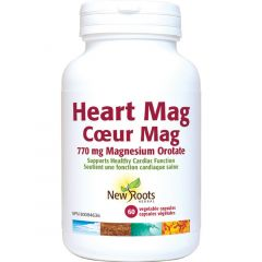 New Roots Heart Mag (Magnesium Orotate 770mg)