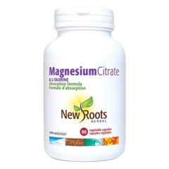New Roots Magnesium Citrate & L-Taurine