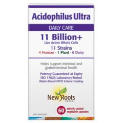 New Roots Acidophilus Ultra (refrigerated)