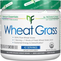 Novaforme Wheat Grass, 150g