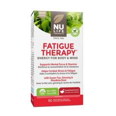 Nu-Life Fatigue Therapy (Mental Focus, Energy and Stamina)