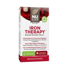 Nu-Life Iron Therapy (35mg Iron Ferrous Bisglycinate)