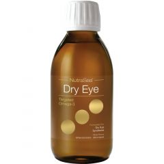 NutraSea Dry Eye Targeted Omega-3 (EPA, DHA, GLA), 200ml (New!)