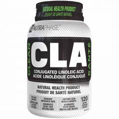 Nutraphase Clean CLA, 120 Capsules