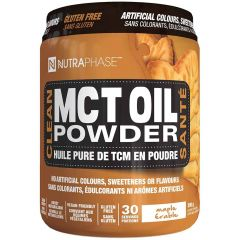 Nutraphase Clean MCT Powder