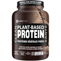 Nutraphase Clean Plant Based Protein