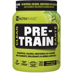Nutraphase Clean Pre-Train