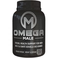 Nutraphase Omega Male, 60 Capsules