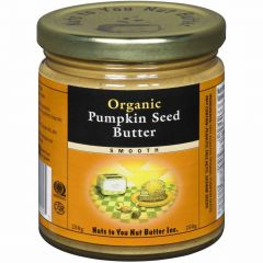 Nuts To You Organic Pumpkin Seed Butter, 250g