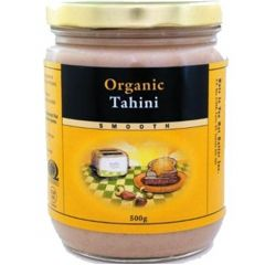 Nuts To You Organic Tahini Butter, 500g