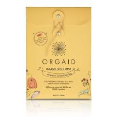 ORGAID Vitamin C Mask (Sheet Mask)
