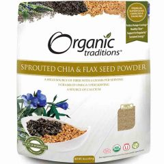 Organic Traditions Sprouted Chia/Flax