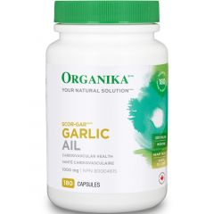Organika Garlic Scor-Gar 1000mg
