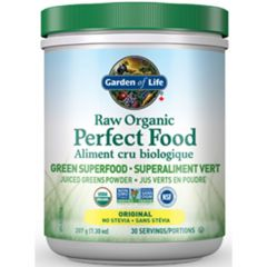 Garden of Life Raw Organic Perfect Food, 30 Servings