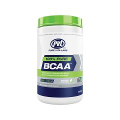 PVL 100% Natural BCAA Powder (Micronized and Fermented)