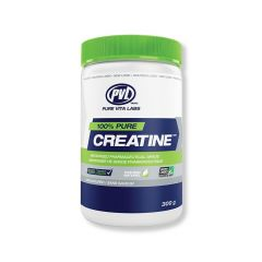 PVL Creatine 100% Pure 300g, Unflavoured