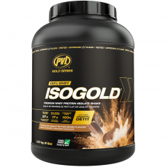 PVL Iso-Gold, Premium Whey Protein Isolate
