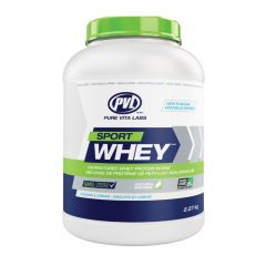 PVL 100% All Natural Sport Whey, Grass Fed