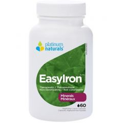 Platinum EasyIron 18mg (Easy on the stomach)