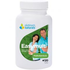 Platinum EasyMulti Multivitamin (One a Day with Omega 3 and 6)