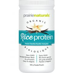Prairie Naturals Organic Sprouted Brown Rice Protein (Non-GMO)