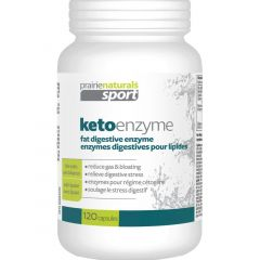 Prairie Naturals Sport Keto Enzyme (Fat Digesting Enzyme) Capsules