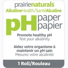 Prairie Naturals pH Paper for Alkalinity Testing, 1 Roll
