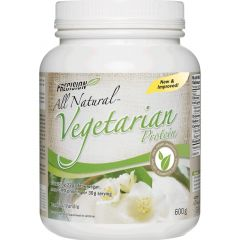 Precision All Natural Vegetarian Protein (non-GMO), 600g
