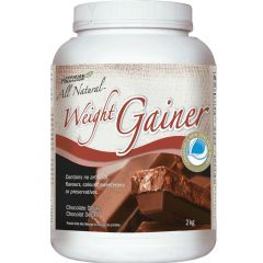 Precision All Natural Weight Gainer (Canadian and New Zealand Whey), 2kg (4.4lb)