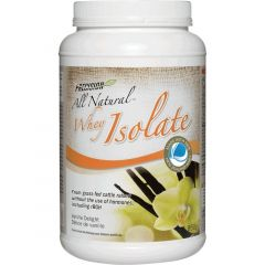 Precision All Natural Whey Isolate Protein (100% New Zealand Whey & Gluten-Free)