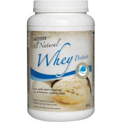 Precision All Natural Whey Protein - 100% New Zealand Whey